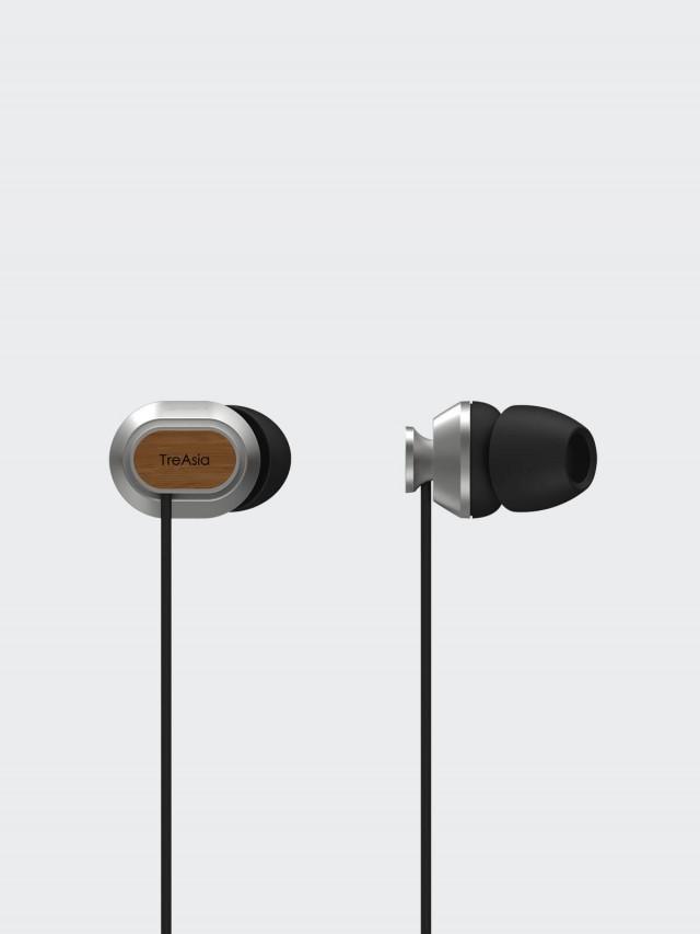 TA+d T+SO1 留聲耳機 - 全域系列 - 銀色