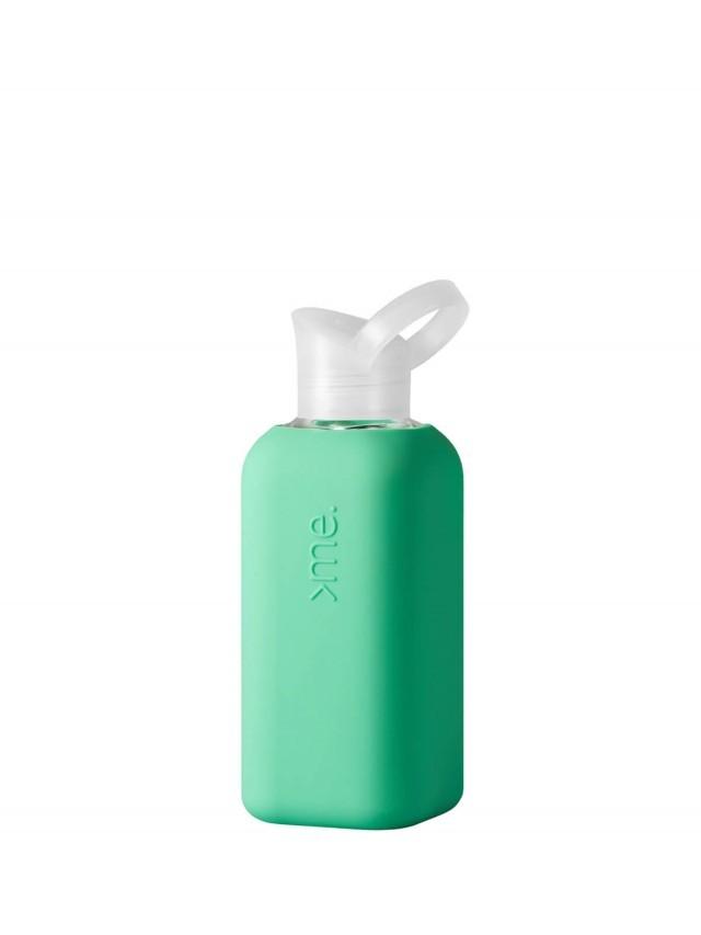 SQUIREME. 玻璃水瓶 - 薄荷綠