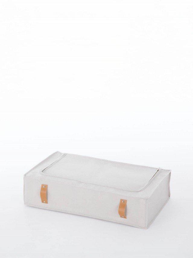 Roommate 羊毛氈收納拉鍊袋 - 米色