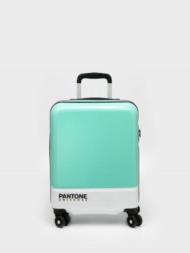 Pantone Universe 色票行李箱 - 20吋 / 土耳其藍
