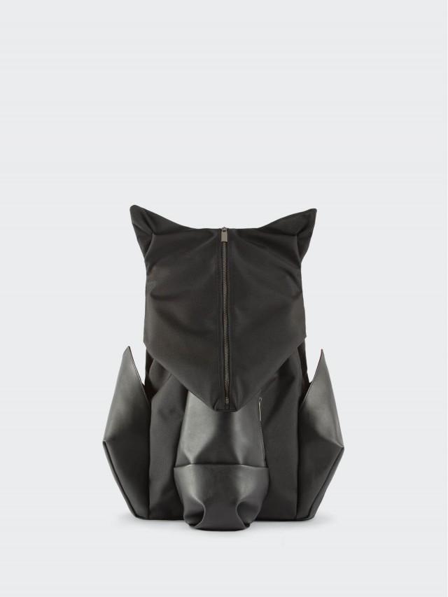 ORIBAGU ORIBAGU 摺紙包 - 黑山豬 / 後背包