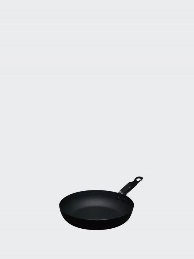 匠 日製岩紋迷你煎烤鐵鍋 - 18 cm