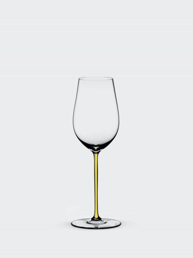 RIEDEL FATTO A MANO - Riesling / Zinfandel 手工麗絲玲白酒杯 - 黃