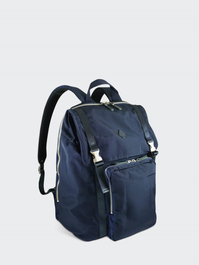 CLEDRAN RENVO IDEAL 都會多用途後背包 - 海軍藍