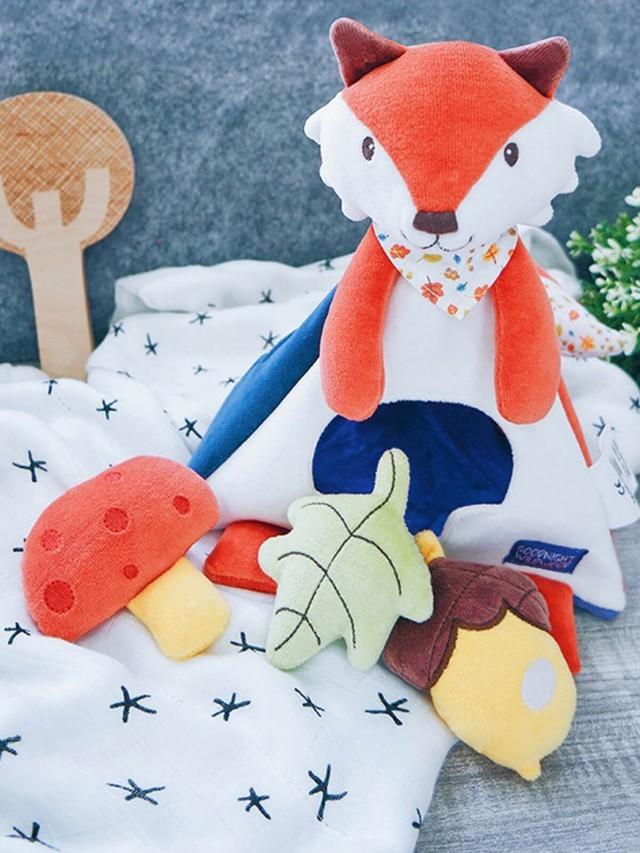 Meiya & Alvin 淘氣狐狸配對屋