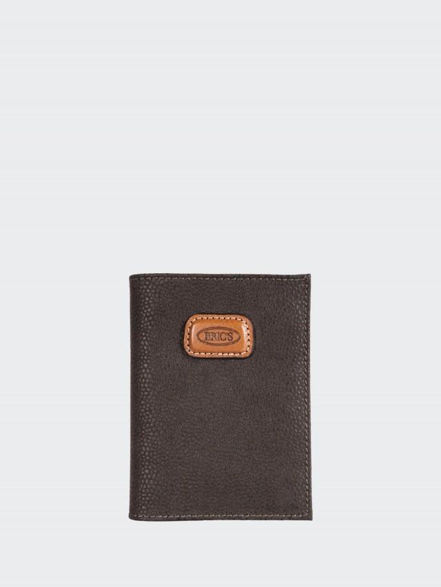 BRIC'S Life 護照夾 - 橄欖綠