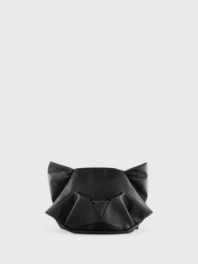 ORIBAGU ORIBAGU 摺紙包 - 黑貓 / 側後背兩用包