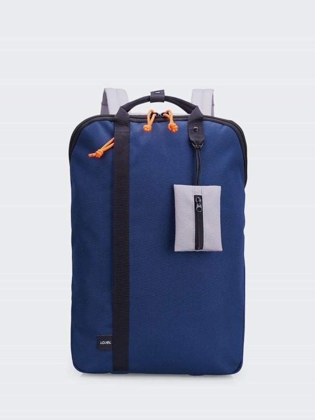 LOJEL TAGO TRAVEL 輕旅筆電後背包 - 藍