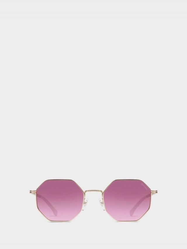 KOMONO 太陽眼鏡 Monroe 夢蘿系列 - 細雨紫