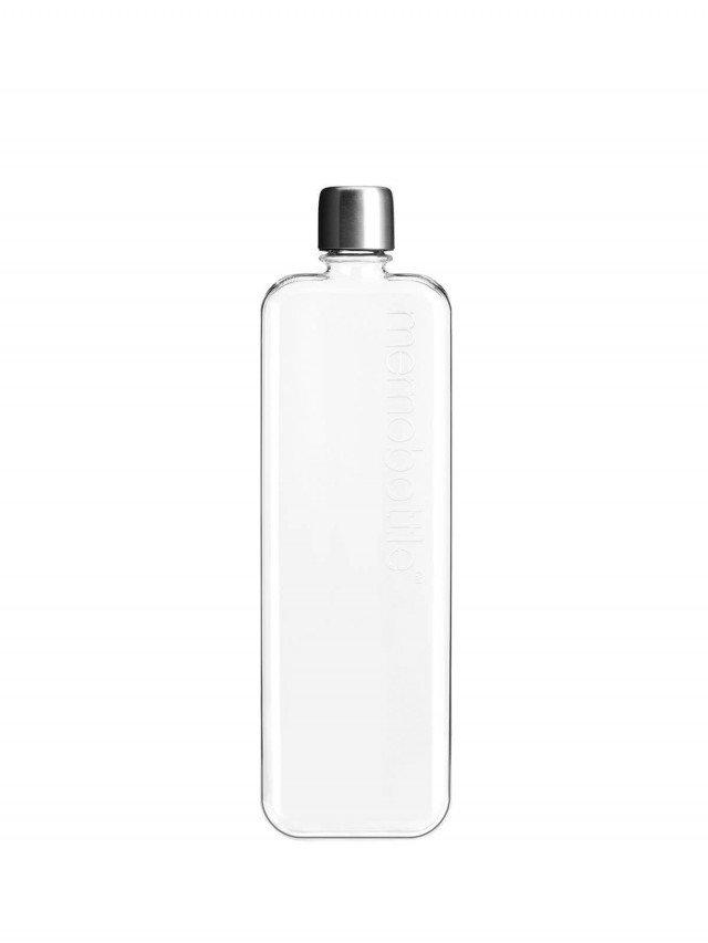 memobottle 筆記本造型環保旅行水瓶 - Slim Size