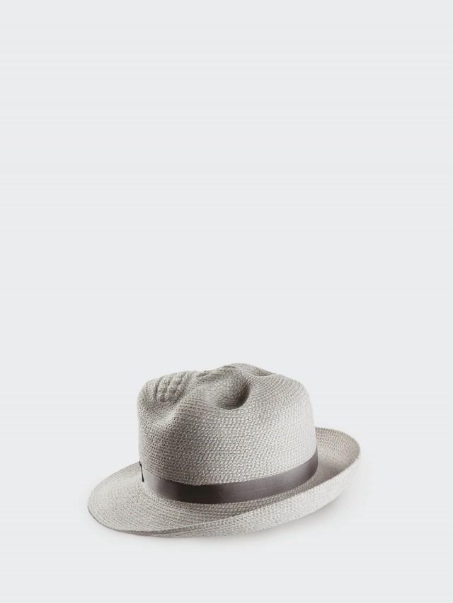 25TOGO DESIGN MASK hat 面具帽 - 骷顱 / 麻灰