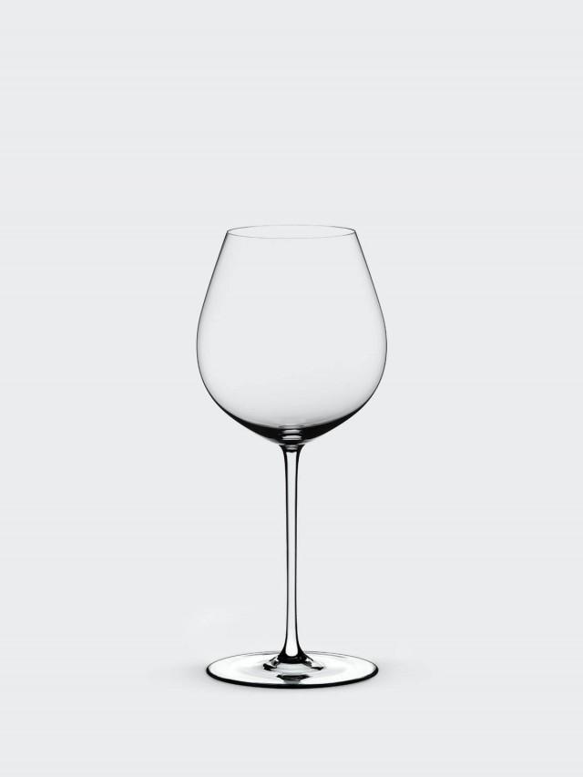 RIEDEL FATTO A MANO - Old World Pinot Noir 黑皮諾手工彩色杯梗紅酒杯 - 白