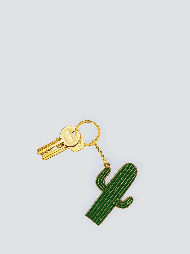DOIY Oversized Cactus 放大鑰匙圈 x 仙人掌