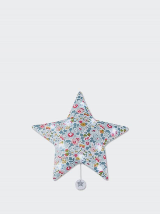 TOI-MEME 法式星星音樂夜燈 ( 法式碎花 ) 禮盒