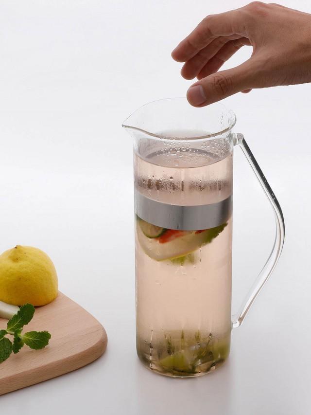 Simple Lab T - RING 重力濾茶壺