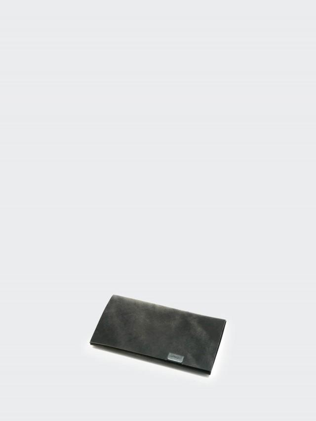 Shosa 所作 名片夾 / 卡夾 - 煙燻水牛皮款