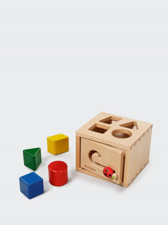 PlayMe 瓢蟲幾何屋