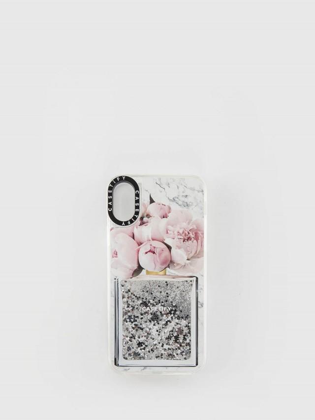 CASETiFY iPhone X 玫瑰香水手機殼