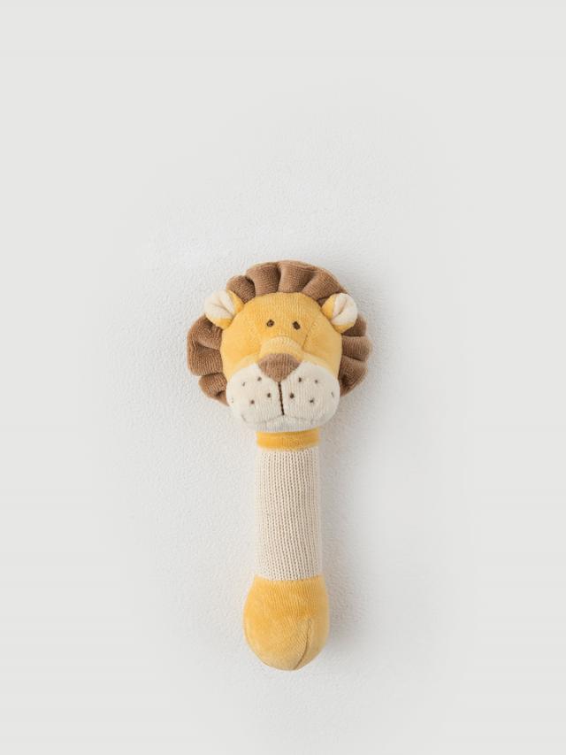miYim 有機棉吉拿棒 - 里歐獅子