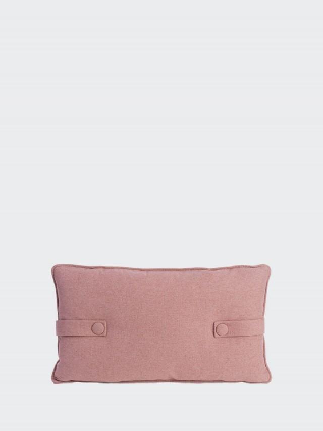 DESIGN BITE 抱枕 - 珊瑚粉
