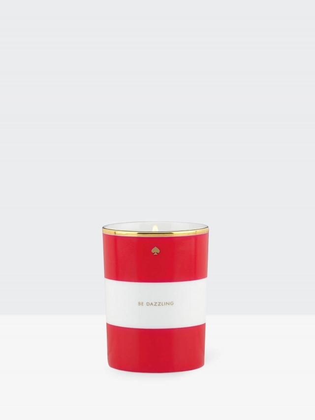 kate spade 時尚香氛紅條紋 - 琥珀香