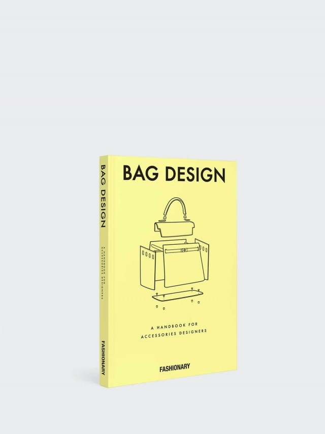 FASHIONARY FASHIONARY - 包類設計百科