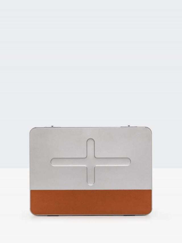 KONSTELLA 超輕量鋁合金電腦保護包 - 銀
