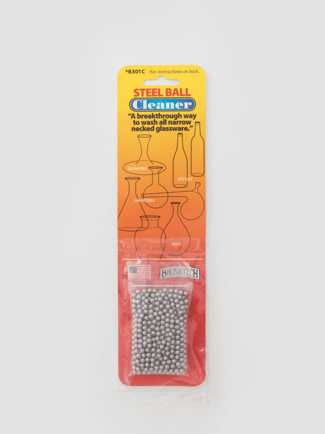 BOHEMIAN Brushtech 專業醒酒器用清潔鋼珠