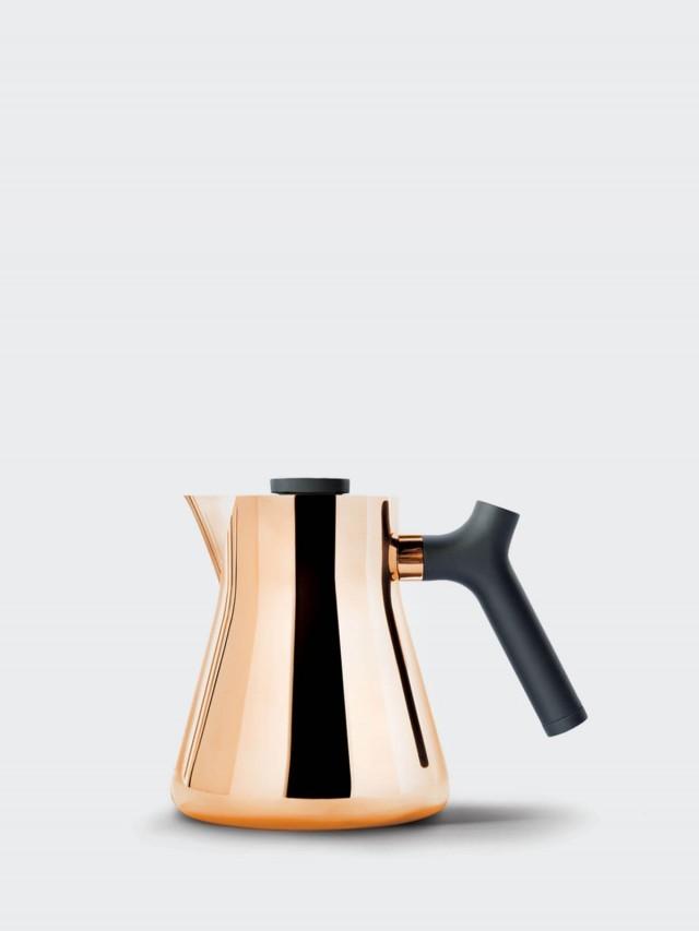 FELLOW RAVEN 不鏽鋼測溫沖茶壺 - 玫瑰金