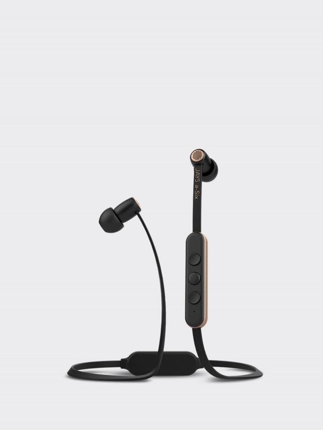 JAYS a - Six 無線藍芽耳機 - 黑金