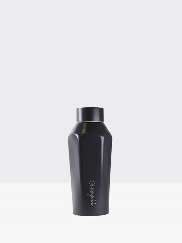 BOII 本因保溫瓶 300ml - 碳木黑