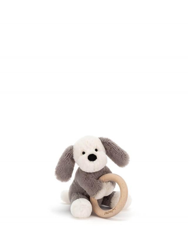 JELLYCAT Puppy 小狗 - 固齒安撫玩偶