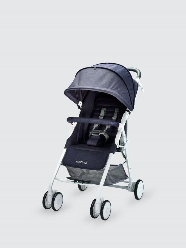 merissa ARCO 都會型嬰兒手推車 - 午夜藍