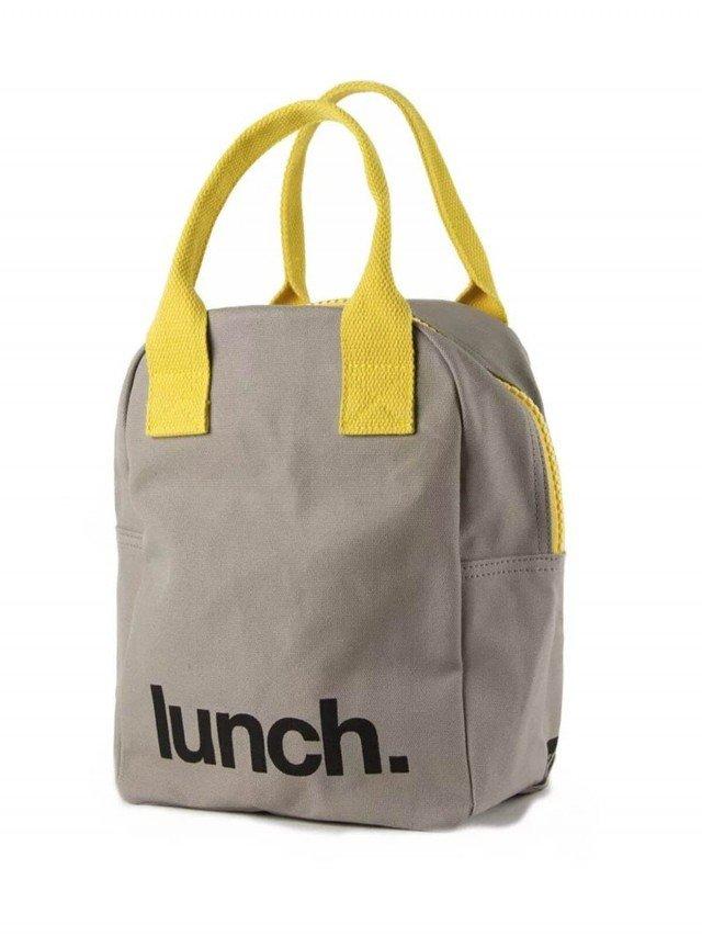 fluf 拉鍊隨手袋 - 午餐經典款