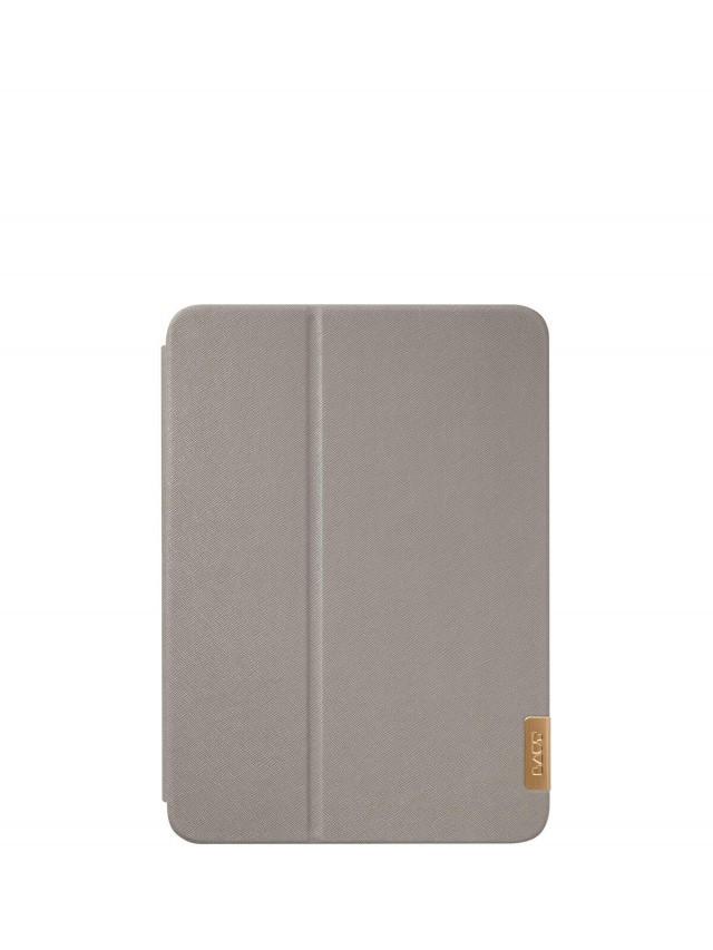 LAUT iPad Mini 5 PRESTIGE 系列防撞保護殼 - 灰褐