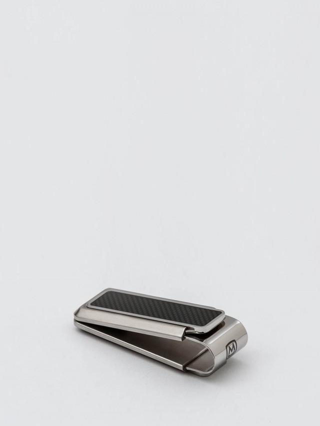 M-CLIP 鈔票夾 - 黑碳纖維