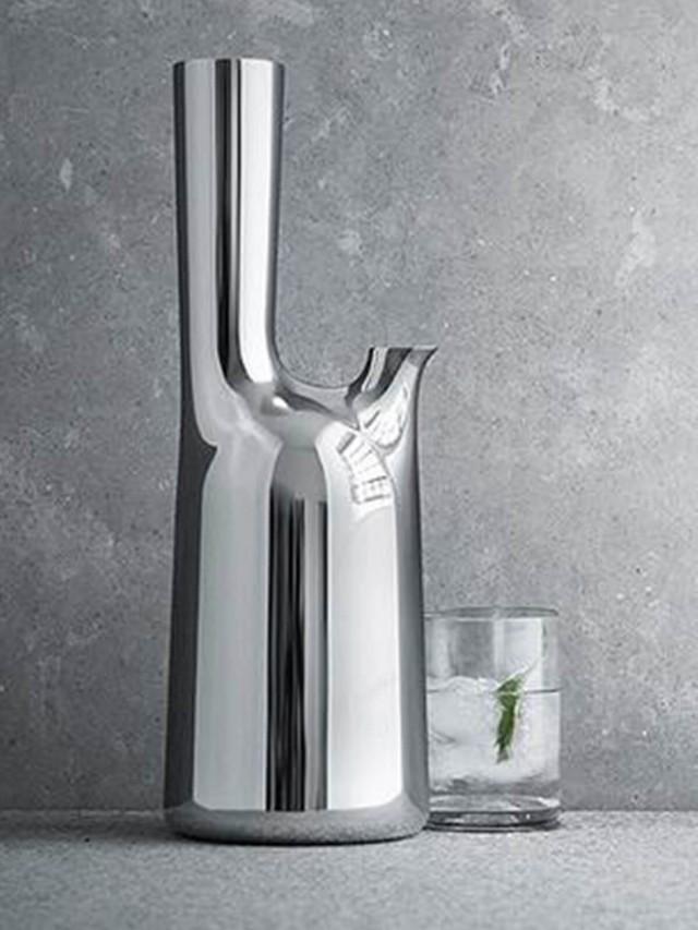 GEORG JENSEN Alfredo 系列 - 不鏽鋼水瓶