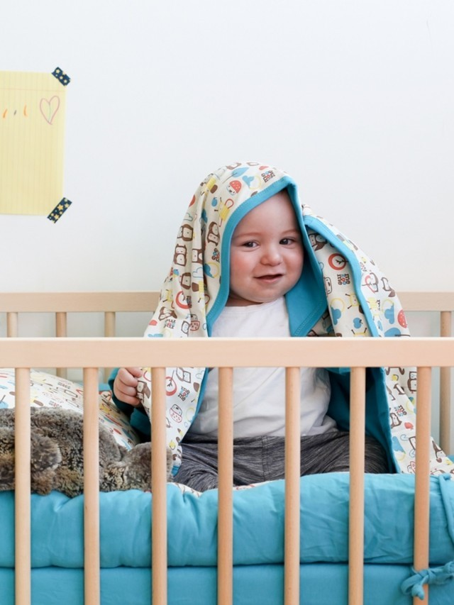 mezoome 有機棉舒適被 - 土耳其藍