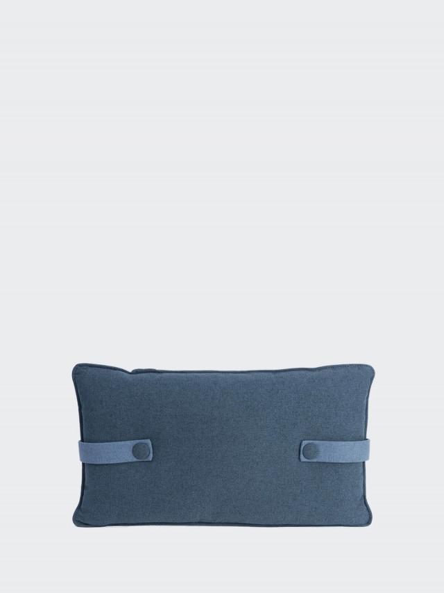DESIGN BITE 抱枕 - 午夜藍
