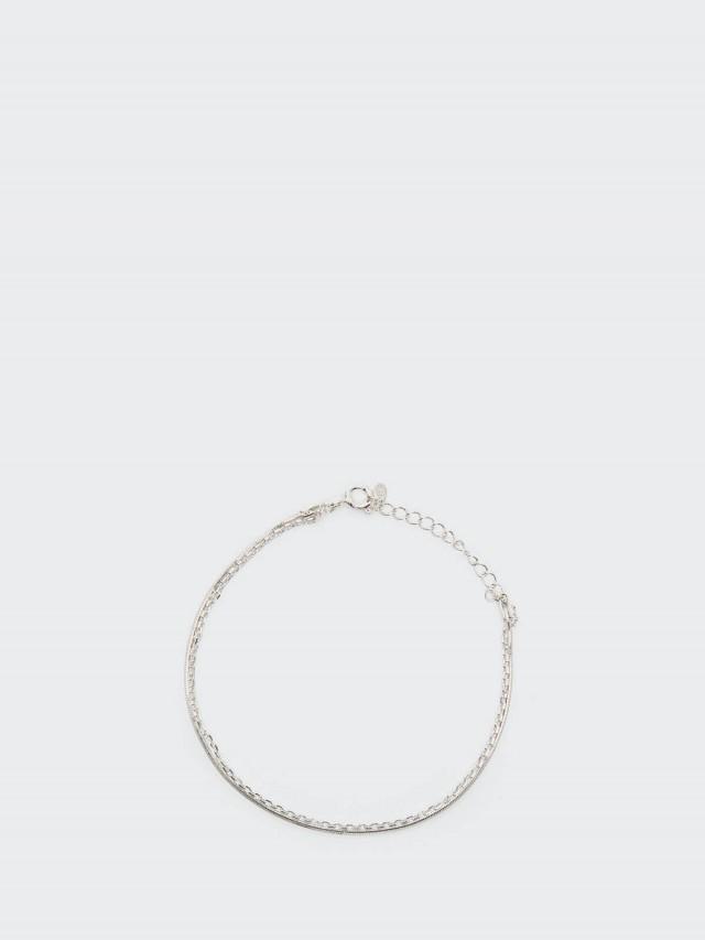 Lélim Jewelry 手鍊 SILVER LINE BRACELET