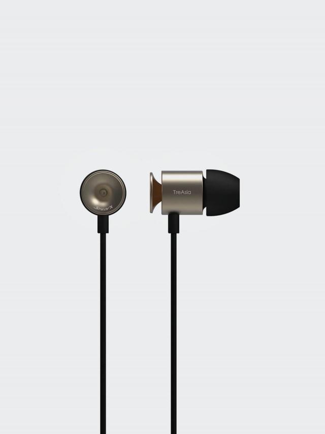 TA+d T+SO3 留聲耳機 - 全域系列 - 銀色