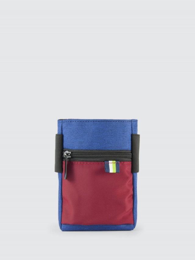 NESO Bag NESO 拉鍊收納袋 - 藍紅