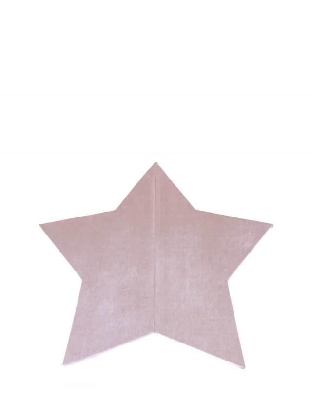 Misioo 多功能遊戲地墊 - 粉紅星星