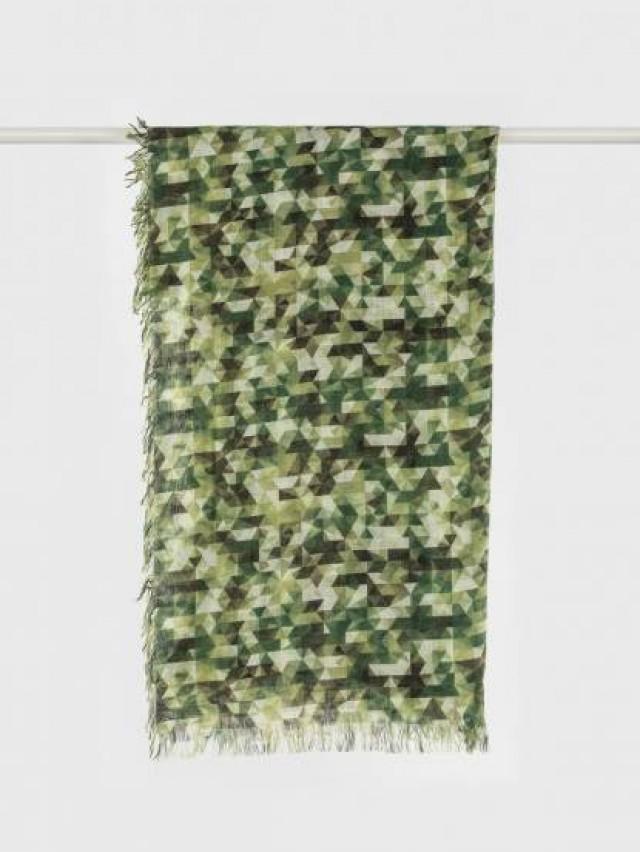 WEAVISM 膠原蛋白胜肽美膚絲巾 - 都市叢林 (限量色)