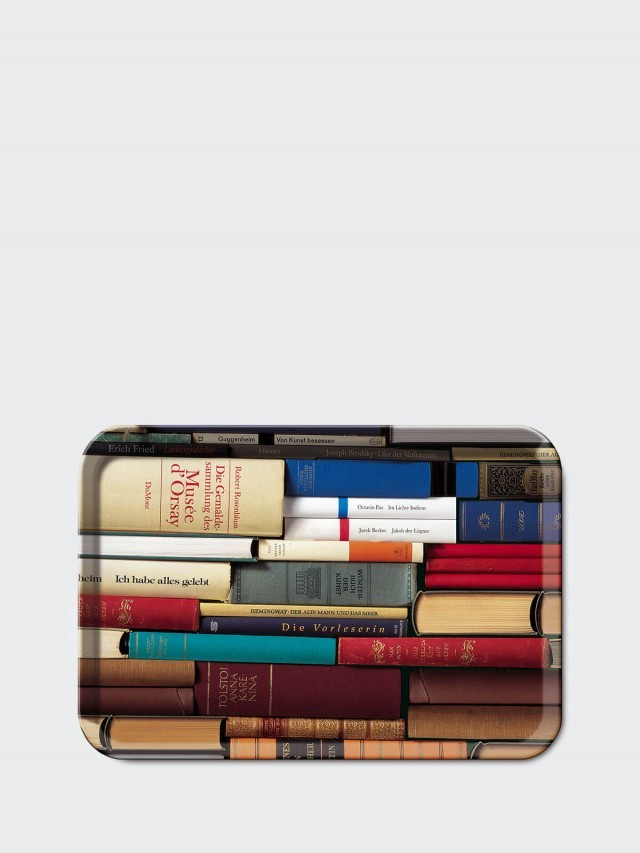 REMEMBER Little Tray - Bookworm 端端 S 托盤 x 有腳書櫥