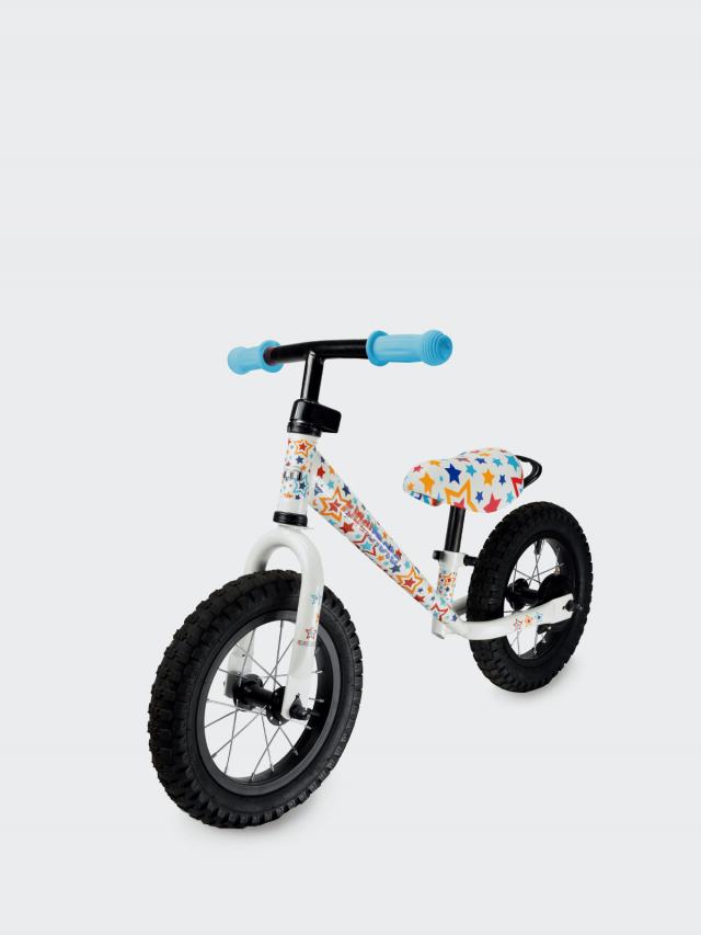 kiddimoto 時尚金屬系平衡車 - 閃亮巨星 / 無煞車款