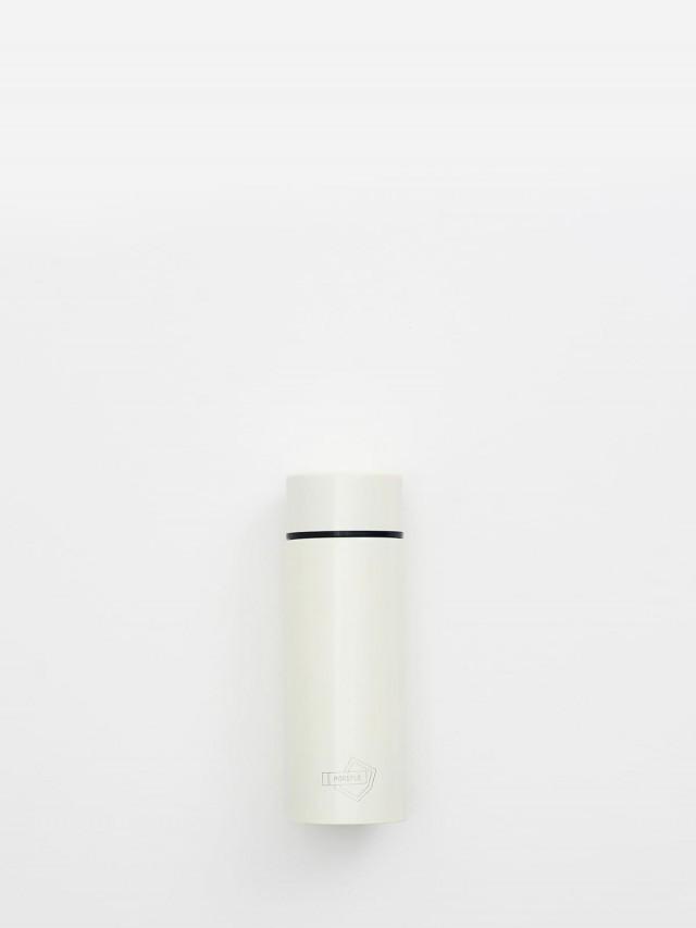 POKETLE 極致輕便保溫瓶 S ( 香草白 ) 120 ml