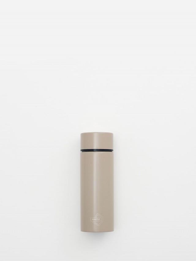POKETLE 極致輕便保溫瓶 S ( 卡布黃 ) 120 ml