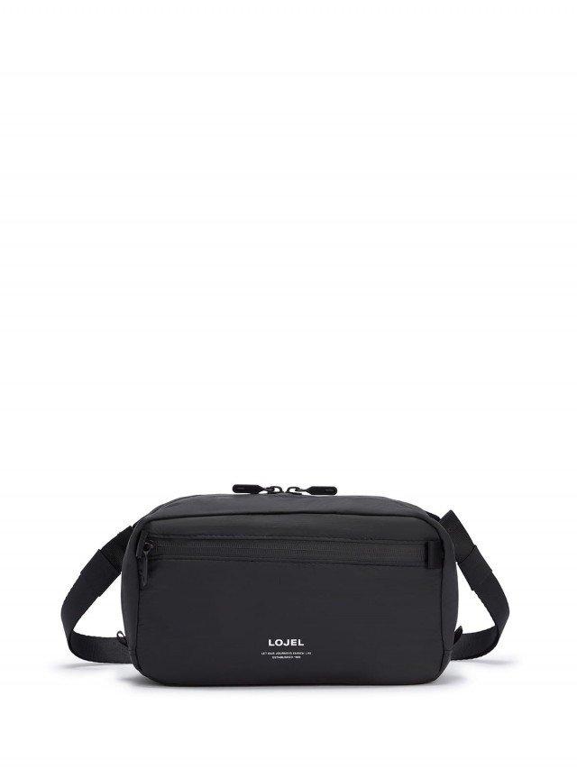 LOJEL Slash 腰包 / 肩背包 - 黑色