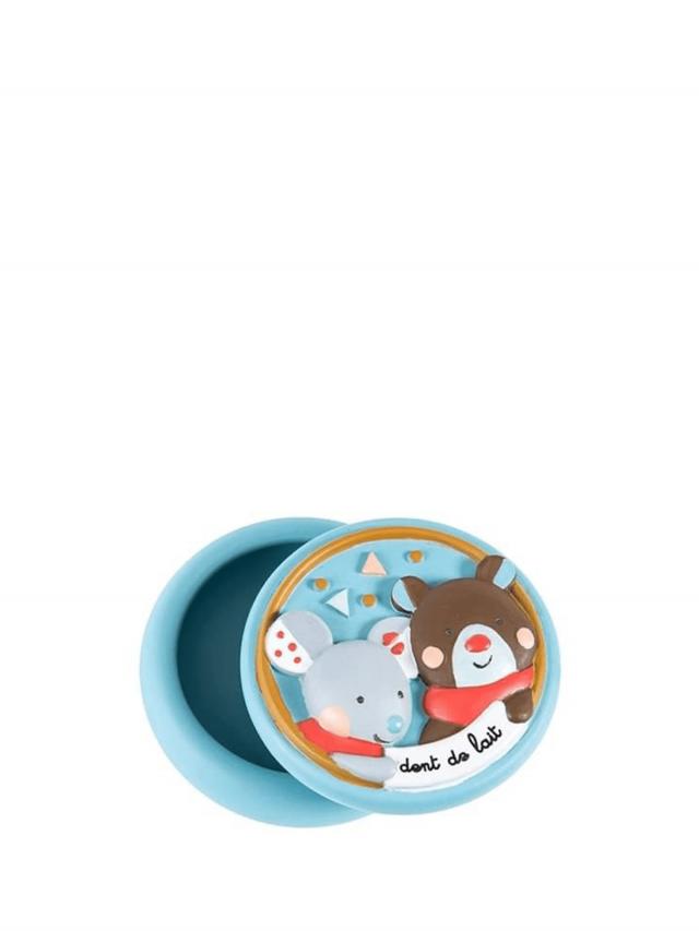 Moulin Roty 乳牙盒 - 熊熊